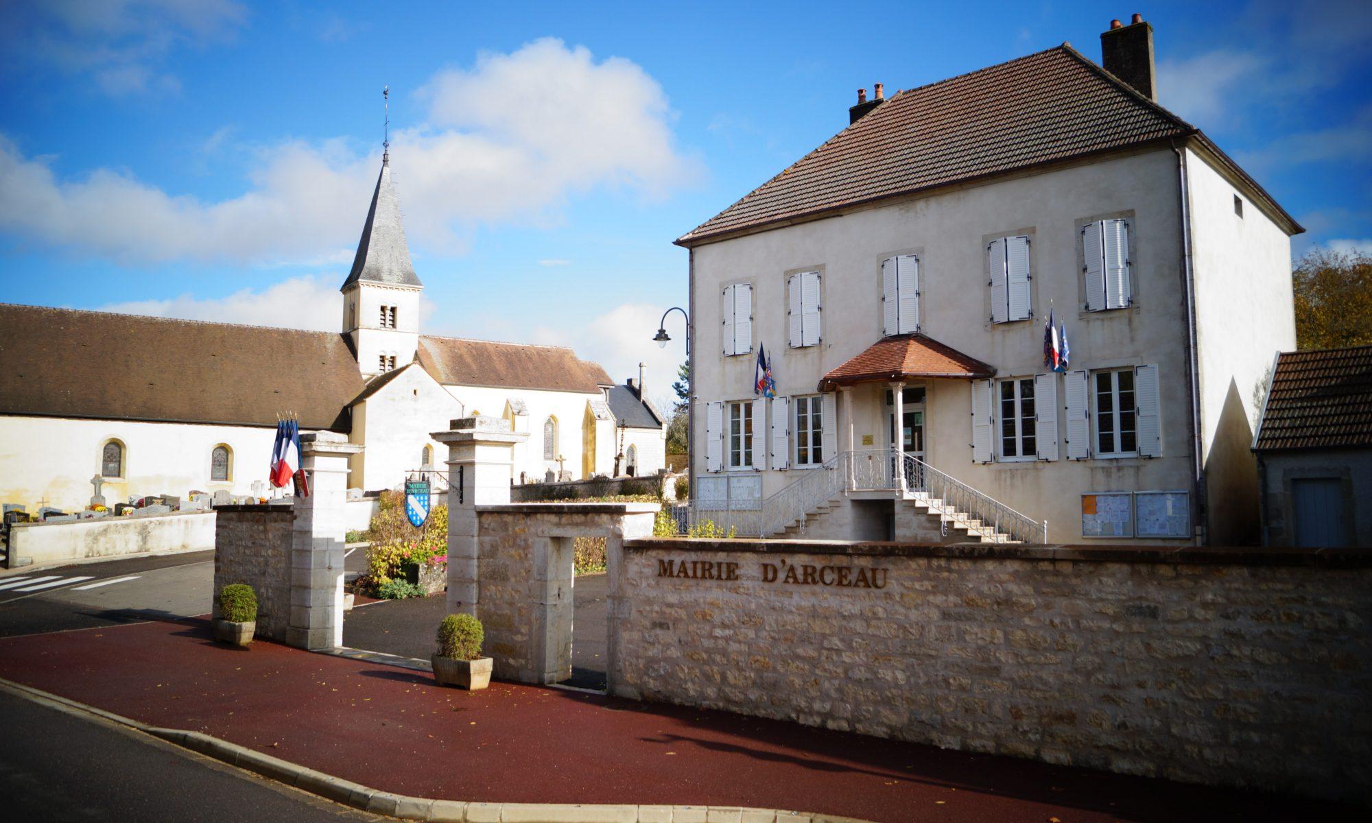 Commune d'Arceau
