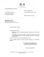 Arrêté préfectoral du 18 décembre 2018