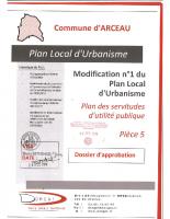 Plan des servitudes d'utilité publique